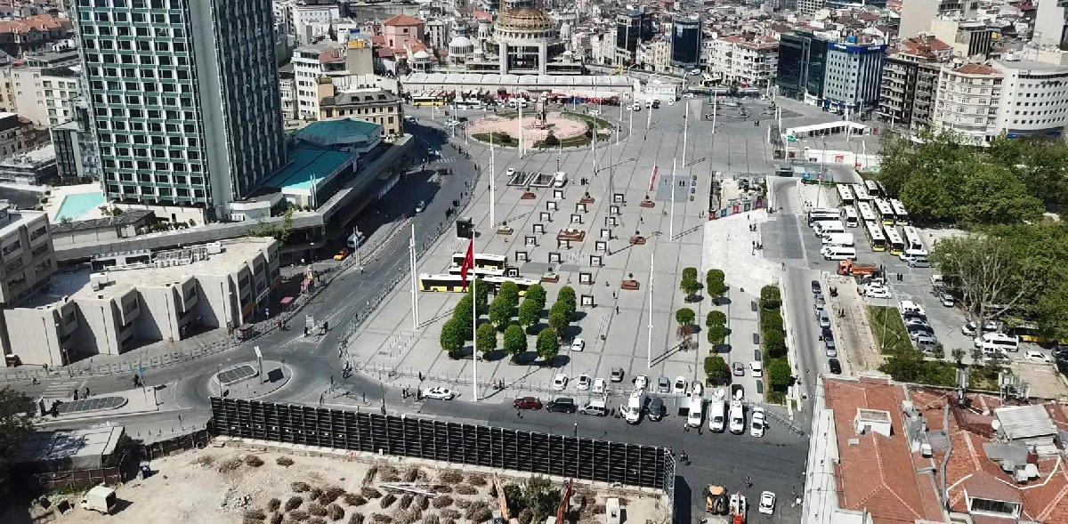 FOTO: DEPOPHOTOS / Taksim Meydanı