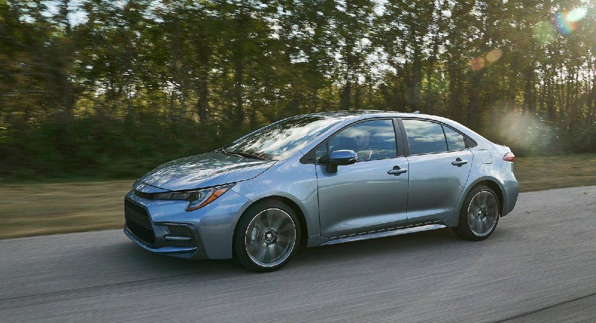 2020 yılında yollarda olacak Toyota Corolla Sedan
