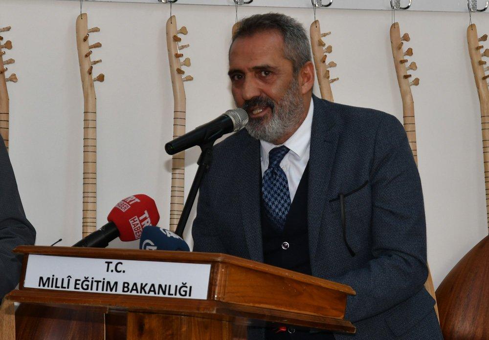 FOTO:AA- Törene Yavuz Bingöl de katıldı.