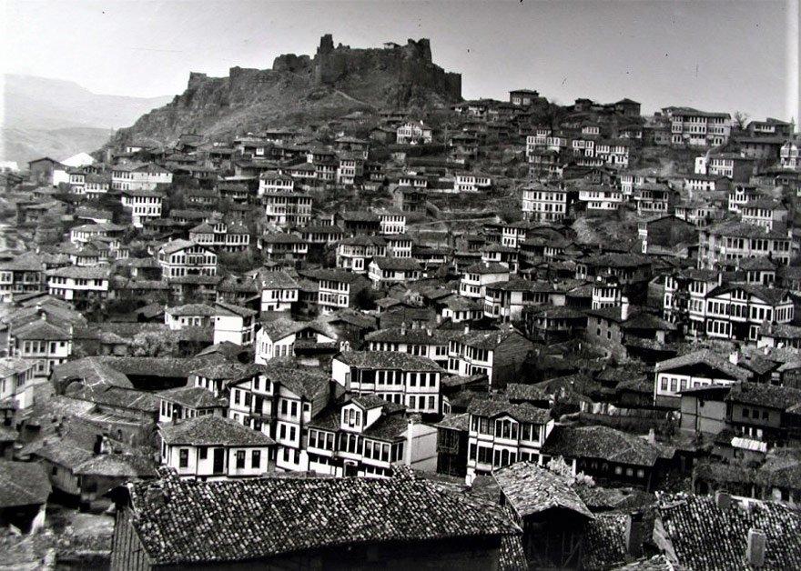 1900'lerin başında Kastamonu