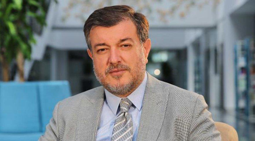 Rektör Hasan Ayrancı