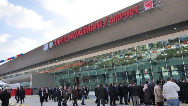 Zafer Havalimanı'nı yapan firmaya 5 yıl içinde toplam 26 milyon 691 bin 626 Euro ödendi.