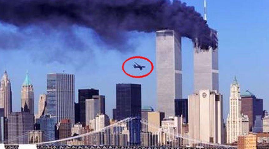 11 Eylül günü New York'taki Ticaret Kulelerine iki uçakla intihar saldırısı gerçekleştirilmişti.