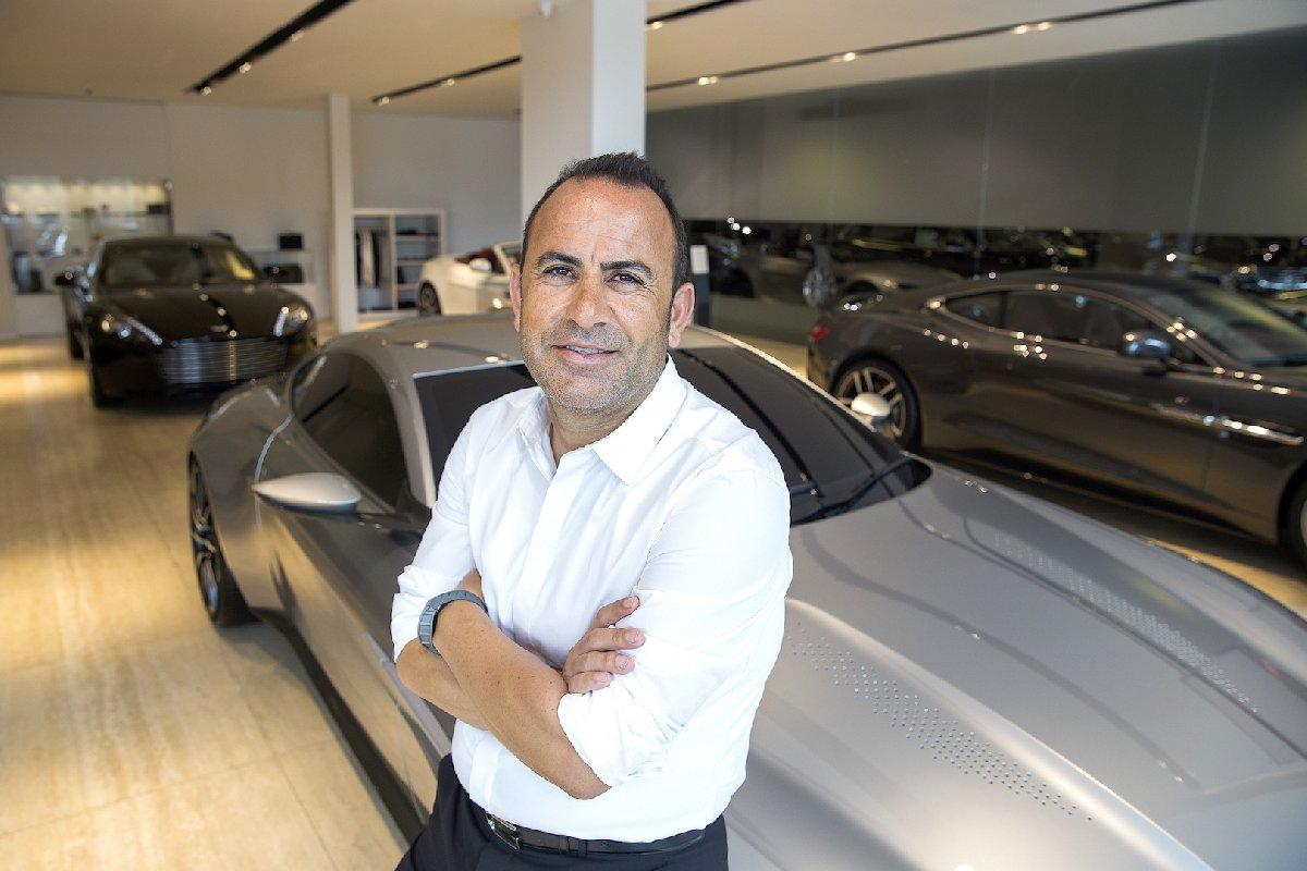 D&D Motorlu Araçlar Yönetim Kurulu Başkanı Nevzat Kaya