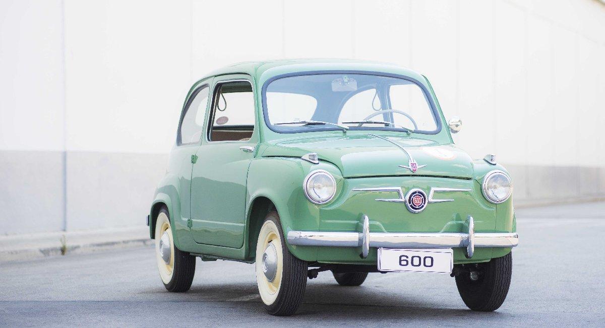 1960 - Seat 600