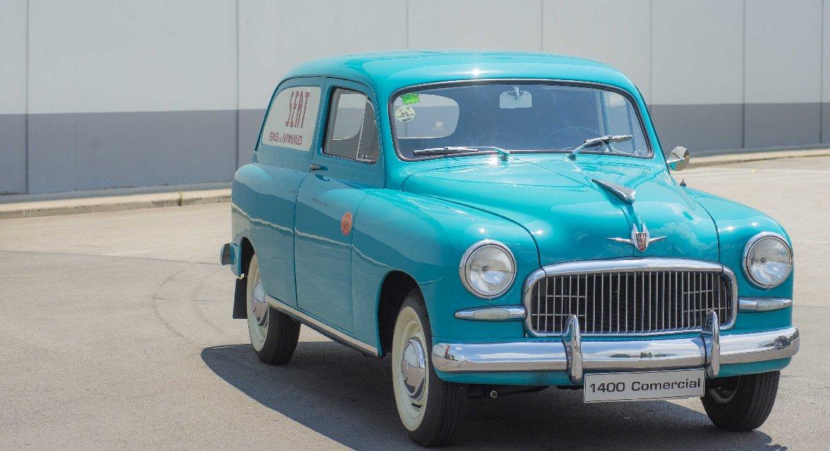1950 - Seat 1400
