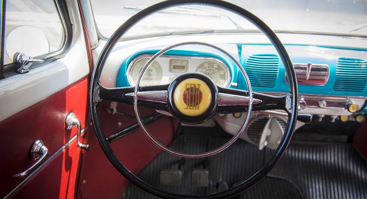 1950 - Seat 1400 direksiyonu