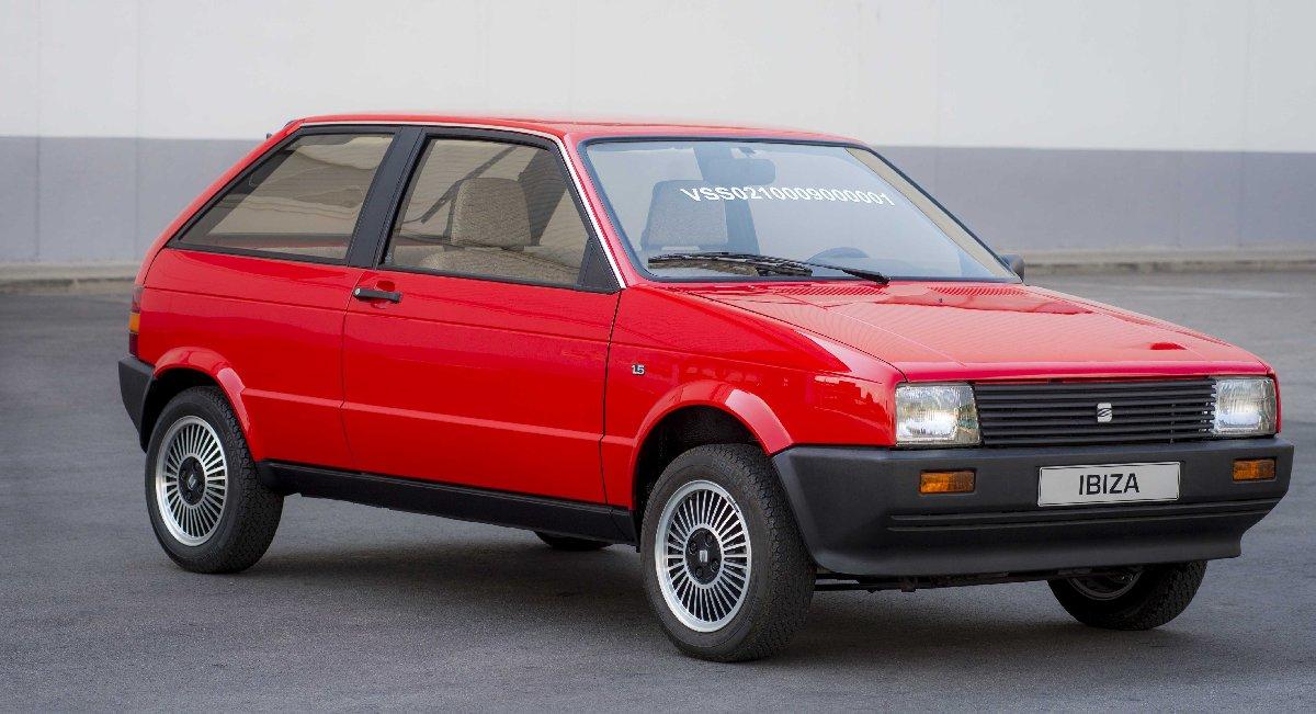 1980-1990 Seat Ibiza