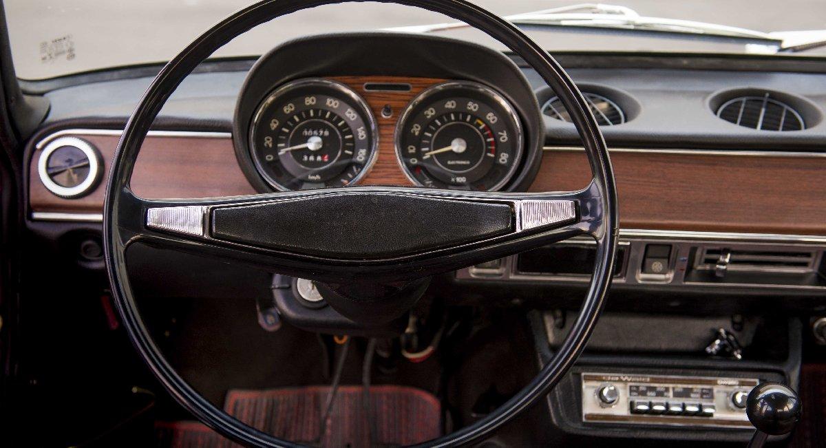 1970 - Seat 124 direksiyonu