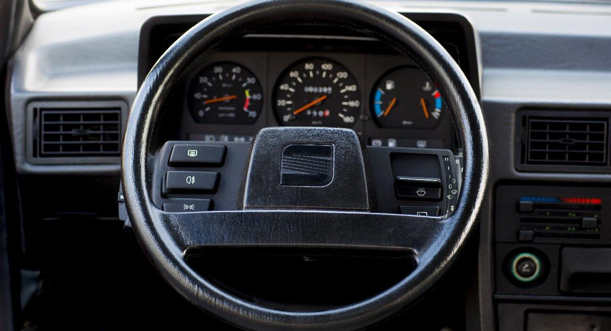 1980 - 1990 Seat Ibiza direksiyonu