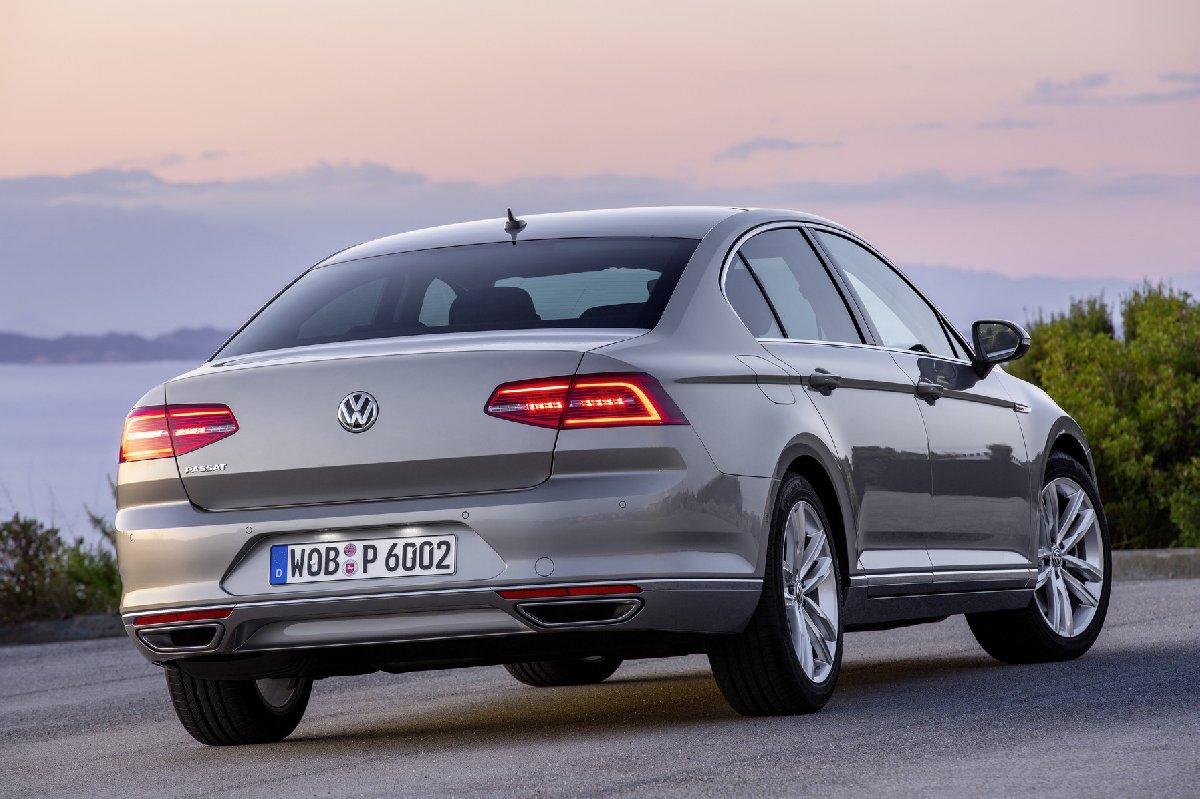 Günümüzdeki en güncel B8 kasa kodlu Volkswagen Passat