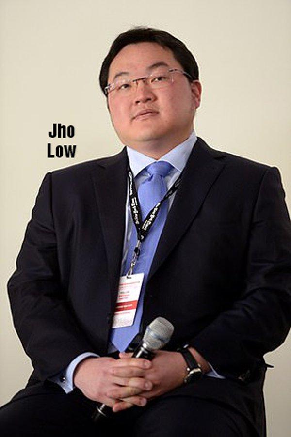 FİRAR ETTİ Low, hakkında dava açılınca Çin'e kaçtı.