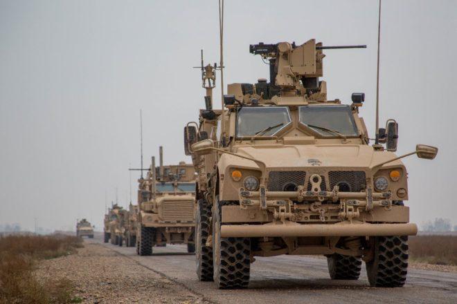 Suriye'deki 2000 ABD askerinin 60-100 gün arasında çekileceği belirtiliyor.