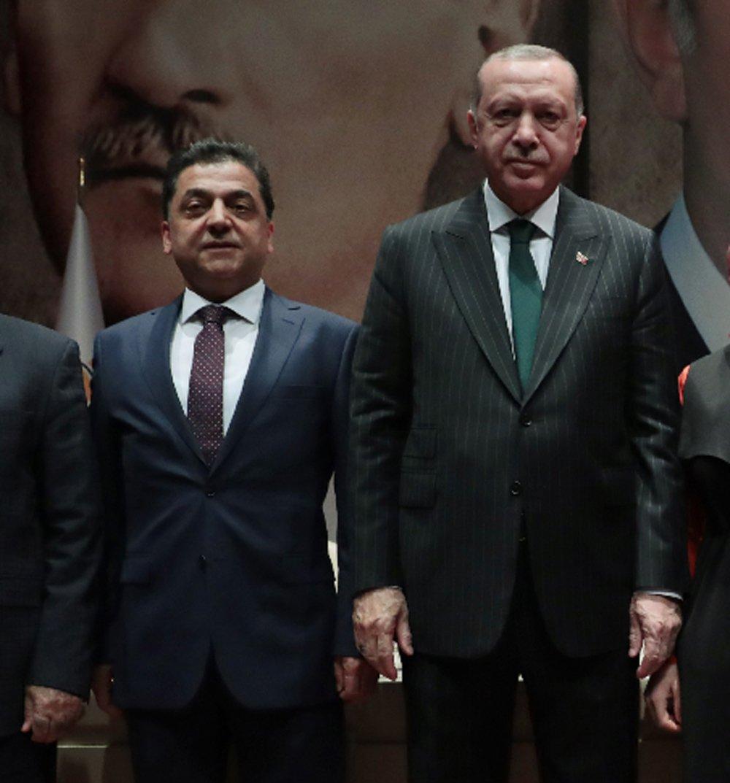 FOTO:İHA - Adil Aşırım, AKP'nin Iğdır Belediye Başkan adayı oldu.
