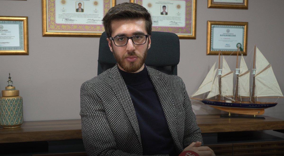 Bilişim Hukuku Uzmanı Serdar Han Topo, internet tuzaklarına karşı uyarılarda bulundu.