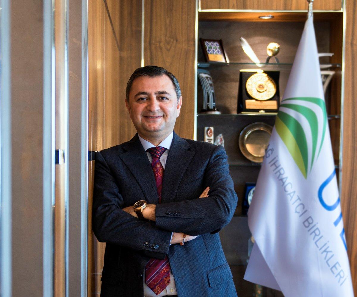 Uludağ Otomotiv Endüstrisi İhracatçıları Birliği (OİB) Yönetim Kurulu Başkanı Baran Çelik