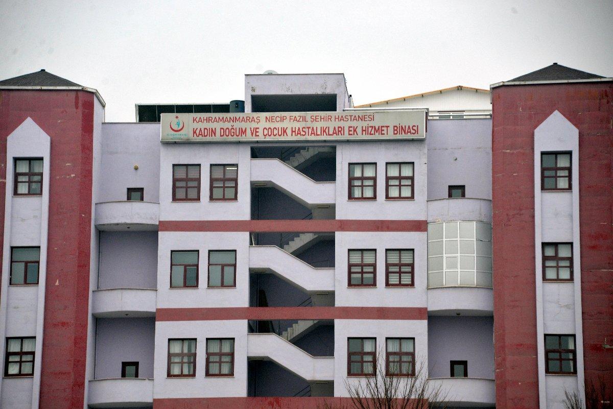 Hastanede yaşanan skandal olay vicdanları sızlattı. DHA