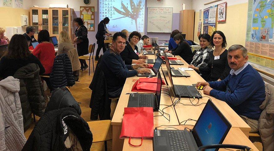 Hırvatistan hareketliliği web 2.0 araçları eğitimi.