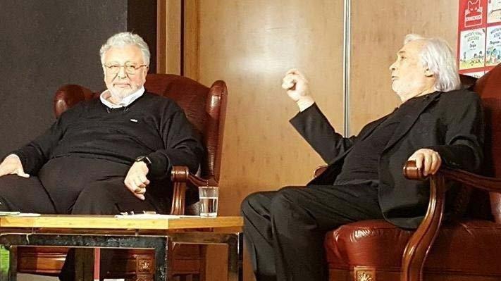 Müjdat Gezen ve Metin Akpınar hakkında Halk Arenası programı sonrası soruşturma başlatılmıştı.