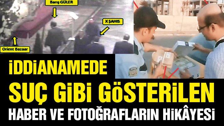 SÖZCÜ fotoğrafları polislerden değil, ajanslardan alıp yayınladı
