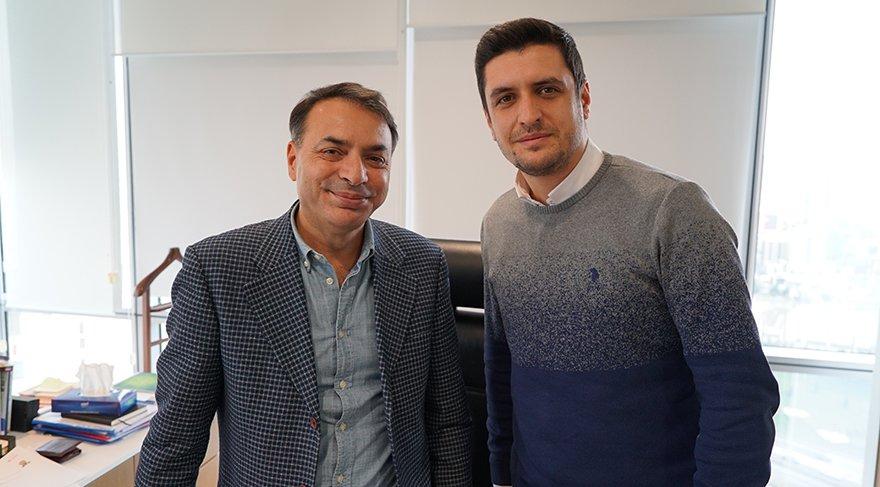 sozcu.com.tr ekonomi servisinden Barış Özkan, Futbol Ekonomisti Tuğrul Akşar, ile Türk futbolunun ekonomik durumunu ele aldı. (Fotoğraf:Kubilay Altuğ)