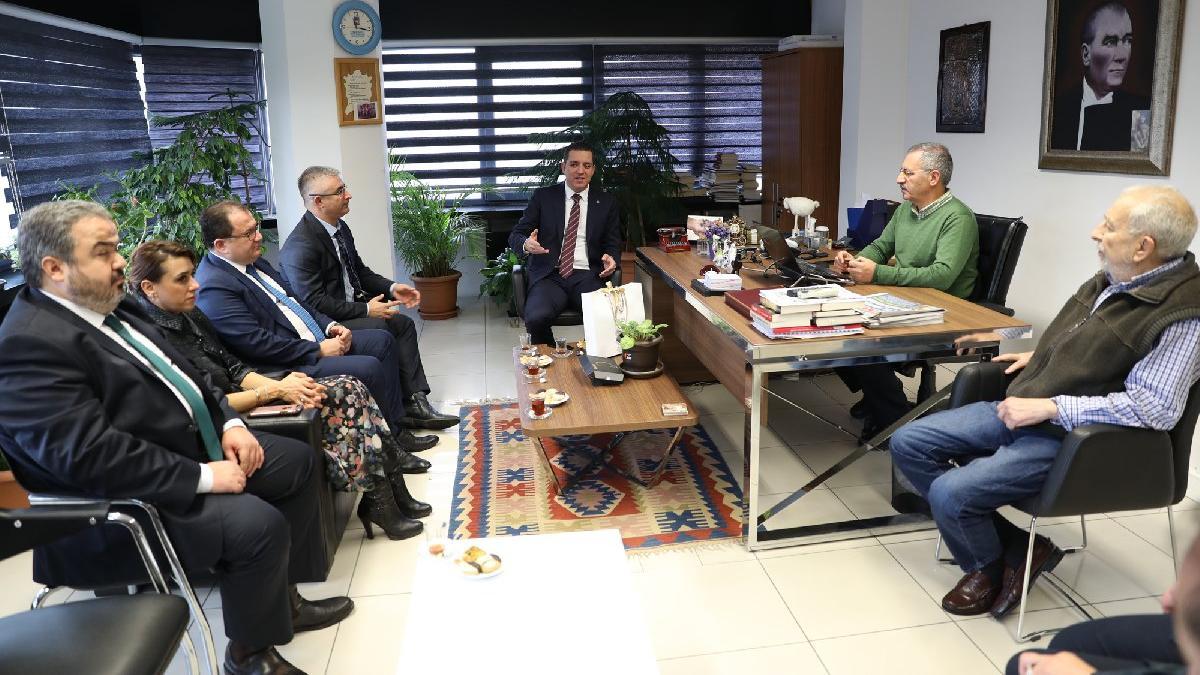 Ankara Barosu'ndan SÖZCÜ'ye destek