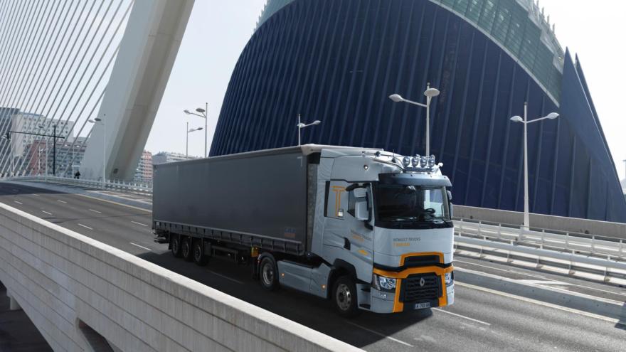 Renault Trucks T 2019 Türkiye'de