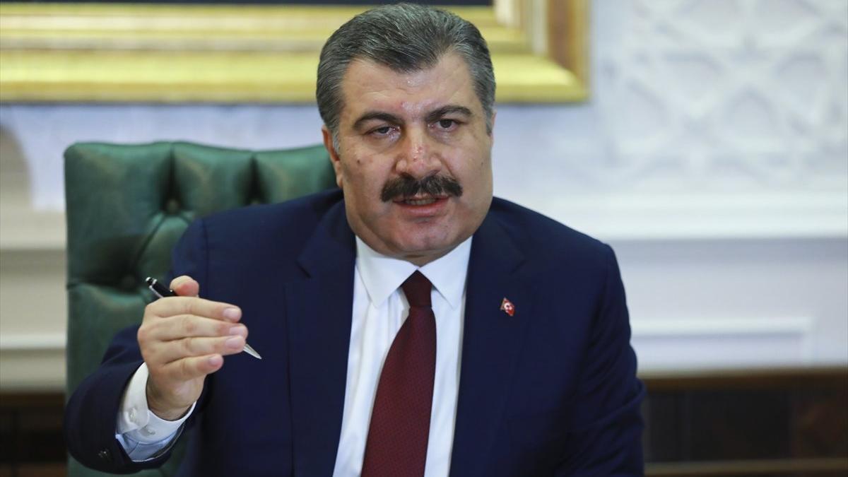Sağlık Bakanı Fahrettin Koca: Bu ay 6 bin 500 kişi alınacak