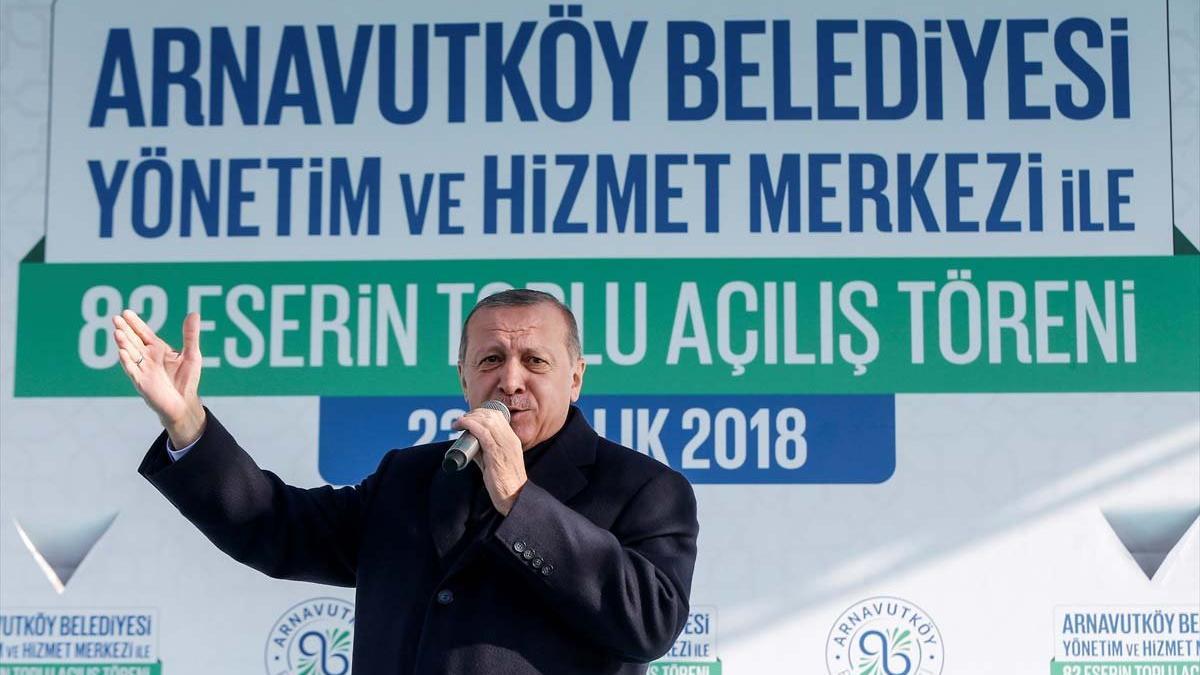 Cumhurbaşkanı Erdoğan'dan Netanyahu'ya tepki