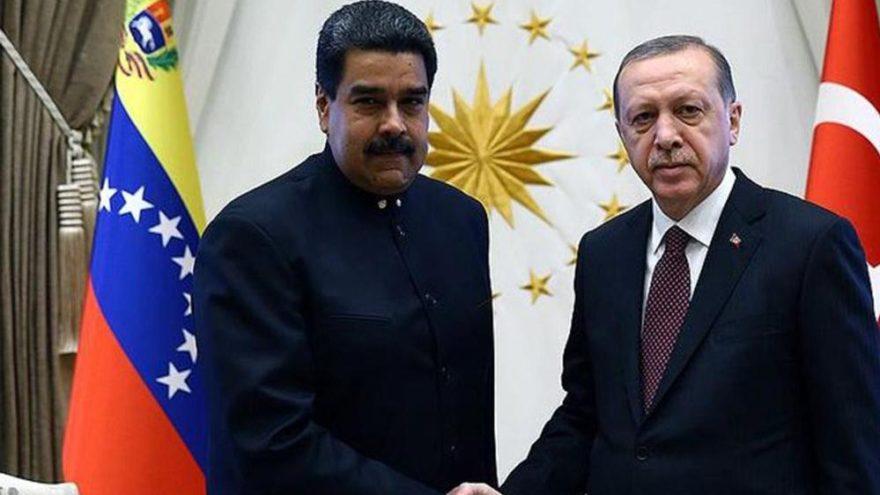 Devrimci lider Bolivar'ın kılıcı Erdoğan'a verilecek
