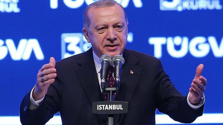 Cumhurbaşkanı Erdoğan: Bize gurur, kibir yakışmaz