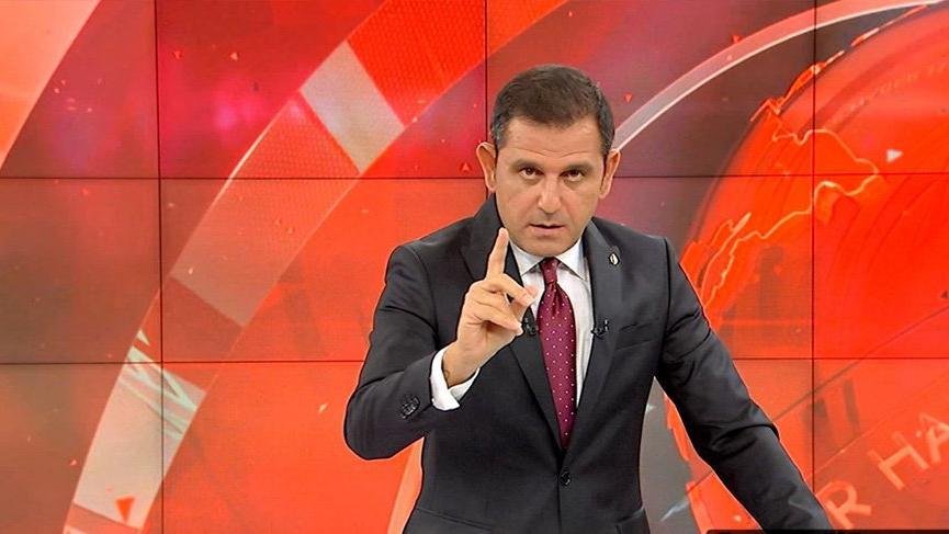 Fatih Portakal'dan RTÜK'ün cezasına ilk yanıt!