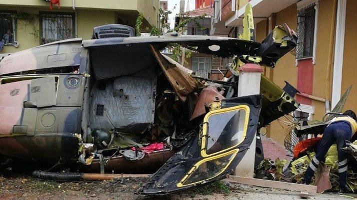 Sancaktepe'de kazada yaralanan asker şehit oldu