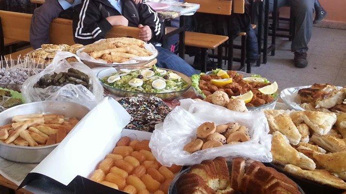 Bursa'da Yerli Malı Haftası'nda gıda zehirlenmesi