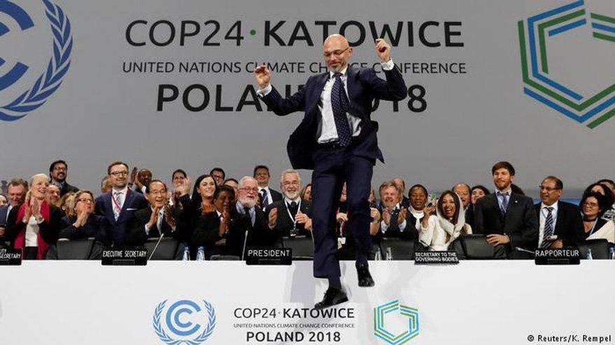 İklim değişikliğiyle mücadelede kritik adım sonunda atıldı