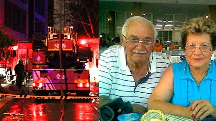 Son Dakika... Konya eski emniyet müdürünün eşi ve kızı yangında hayatını kaybetti
