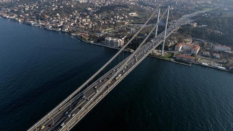 15 Temmuz Şehitler Köprüsü'ne seçim affı