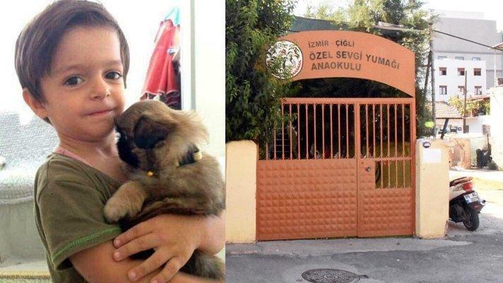 Serviste unutulan Alperen'in ölümüyle ilgili müdürlere hapis cezası