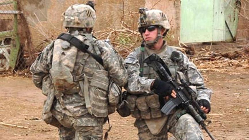 Irak: Suriye sınırında ABD askeri yok