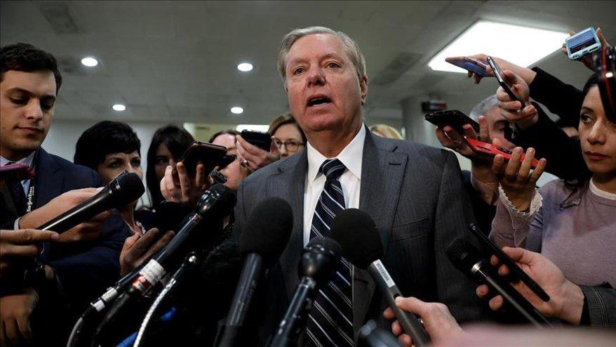 ABD'li senatörden 'Suriye'den çekilme' açıklaması