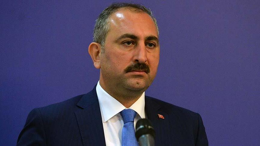 Adalet Bakanı Gül'den İsrail Adalet Bakanı'na yanıt