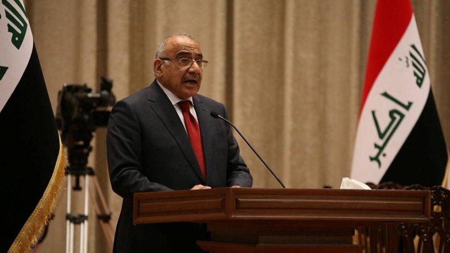 Irak başbakanına şok! Abdulmehdi'yi görmeden gitti