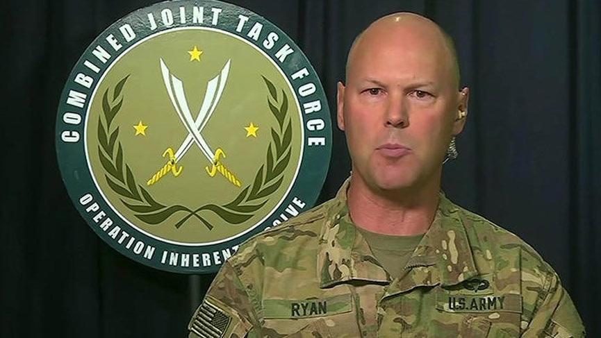 ABD'li komutan Türkiye'den özür diledi!