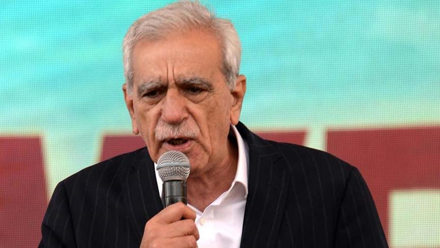 Ahmet Türk HDP'den aday adayı oldu