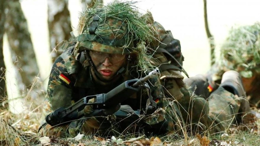 Almanya'dan flaş askerlik hamlesi… Yıllar sonra bir ilk!