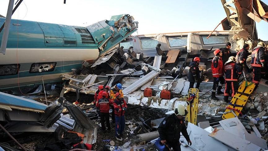Türkiye'de yaşanan büyük tren kazaları