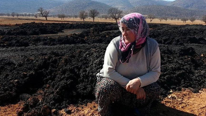 Tarım arazisine zehirli atık bırakanlara hapis cezası