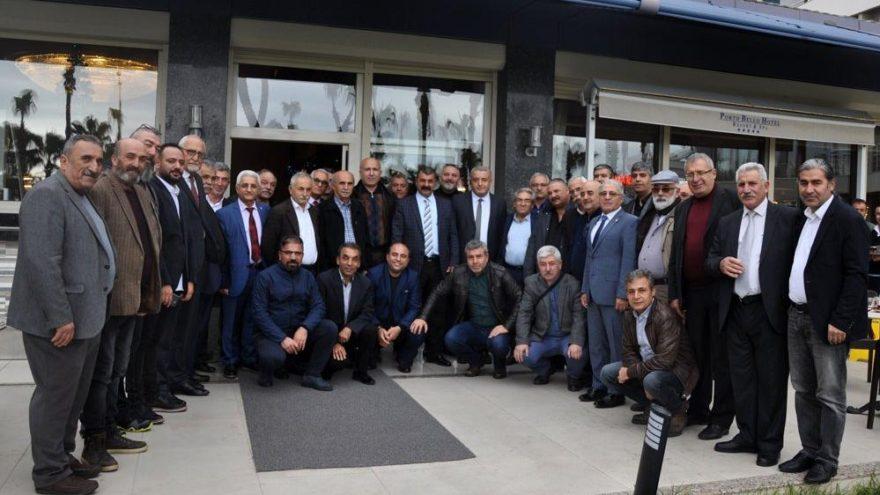 HBVAKV yöneticileri Antalya'da buluştu