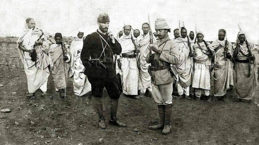 Mustafa Kemal'in komutanlıktaki ustalığını ilk kez gösterdiği savaş: Trablusgarp