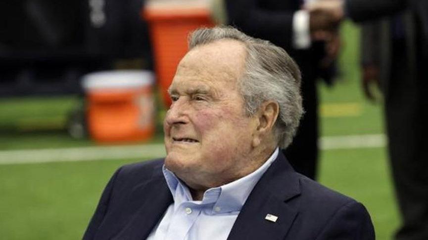 George H. W. Bush kimdir? Baba Bush kaç yaşındaydı? İşte hayatı…